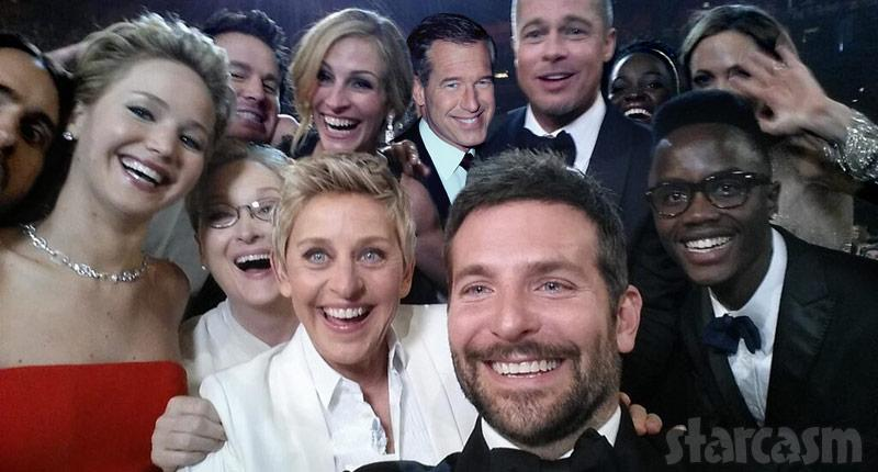 #BrianWilliamsMisremembers I was chatting with Orson Welles at the Oscars and then Bradley Cooper snaps my photo http://t.co/EVfM3zNivH