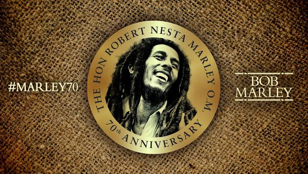 The Legend!!! Happy Birthday Bob Marley :-) Your music inspires