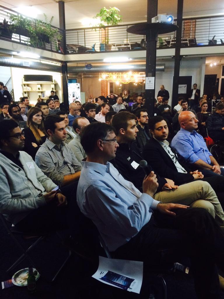It's a full house tonight! @itugate @ARI_Teknokent http://t.co/28UXTEShic