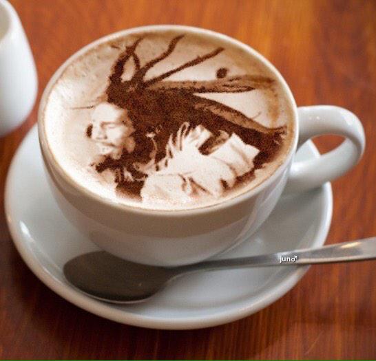 Cappuccino !  God Of Reggae   Bob Marley   Happy Birthday !!!  6 Feb 1945  11 May 1981~ Aged 36  RIP!!!