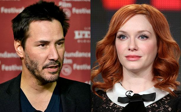 Keanu Reeves, Christina Hendricks join the cast of 'The Neon Demon':