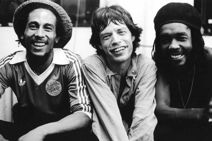 Happy 70th Birthday,  Bob Marley