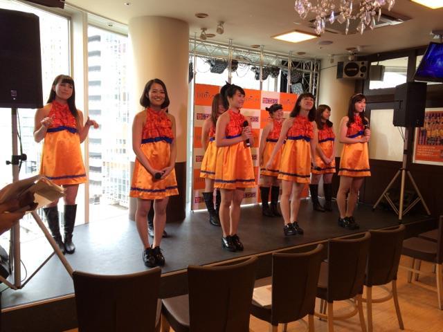 ダイコクドラックのイメージガールユニット『DDプリンセス』CD/DVDデビュー!  DDPシアターでパフォーマンスショー。 http://t.co/LCcHJZaK4a