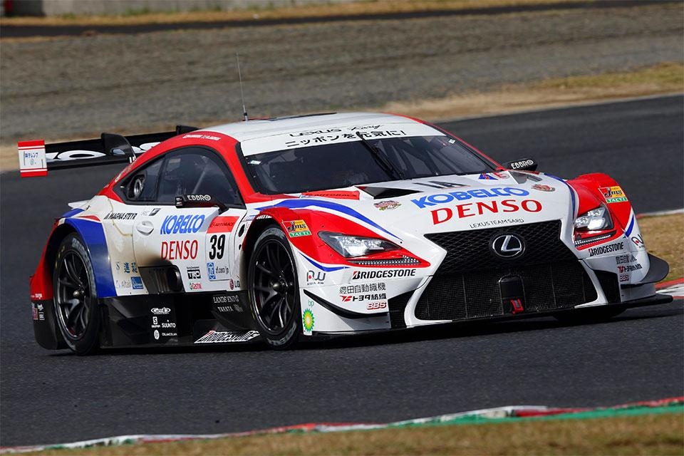 I'll be joining @LEXUSRACINGSARD in the Japanese Super GT this season. Looking forward to a new challenge! #SUPERGT http://t.co/cGP4joTHQI