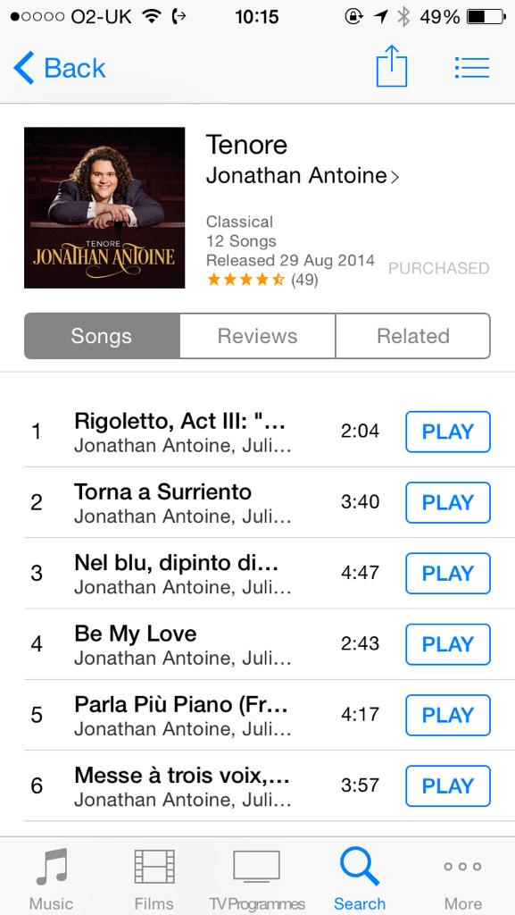 @radio_rach See, just bought on iTunes... @JonAntoine @TCRfmTamworth http://t.co/DKuj88Bsnr