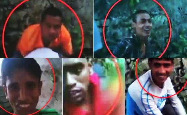 Plz help. This is insane. RT @ndtv: Gang-rape video shared on WhatsApp. Help trace these men. http://t.co/CTcIkAf72Q http://t.co/VqeqaOBeXE