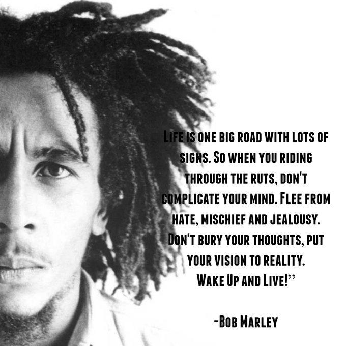 Happy Birthday Bob Marley !