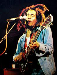 Happy birthday Bob Marley would of been 70 today