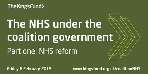 How has the coalition government performed on NHS reform? Part one of our review http://t.co/BLJI76tXe1  #NHSreform http://t.co/70S9PODU13