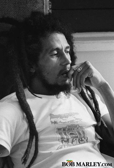 Happy Birthday to Bob Marley, this man is truly a Legend !