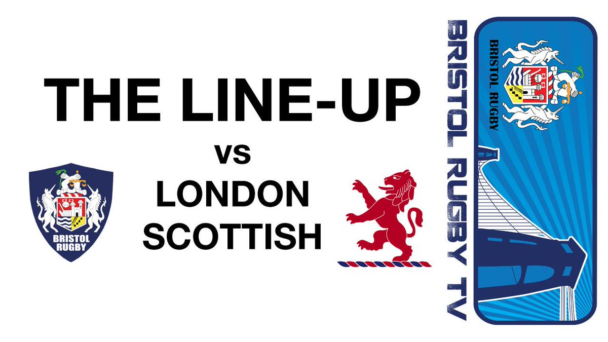 VIDEO: @bristolrugbytv takes a look at the line-up to face