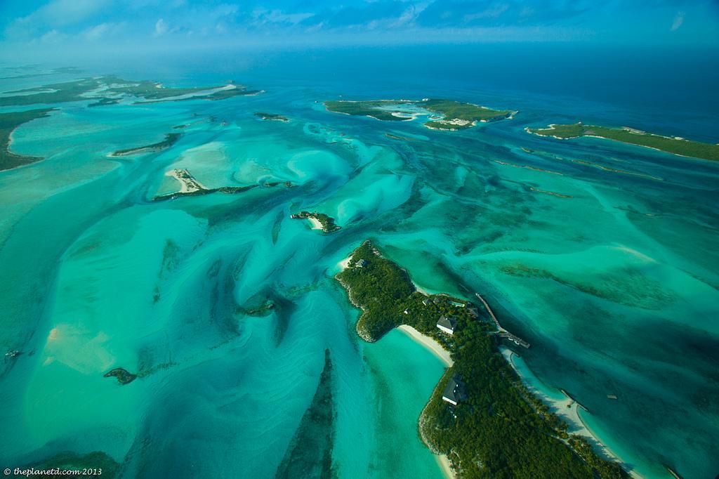Dream Trip Fridays - The Exuma Cays, Bahamas @VisitTheBahamas