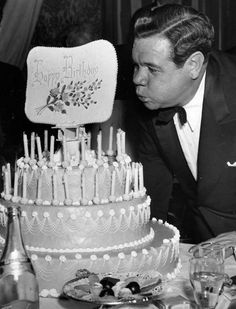 120 years ago today, Babe Ruth was born in Baltimore, MD. He put up some decent #s, we guess http://t.co/bYwzkwVX2F http://t.co/d2cVJODtVi