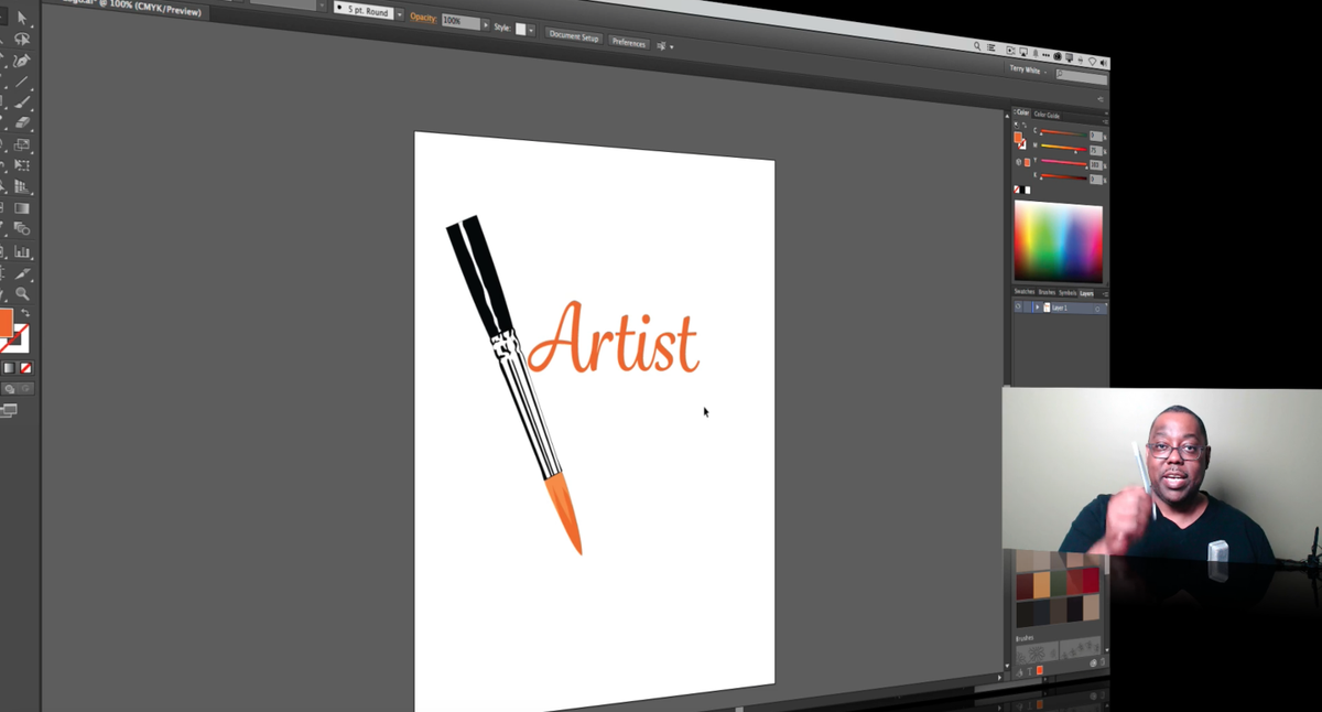 How to Go From #AdobeDraw on #iPad to #Adobe @Illustrator CC http://t.co/B1AZt1uUUR #30daysofCCtutorials http://t.co/cAQFGyjS4K