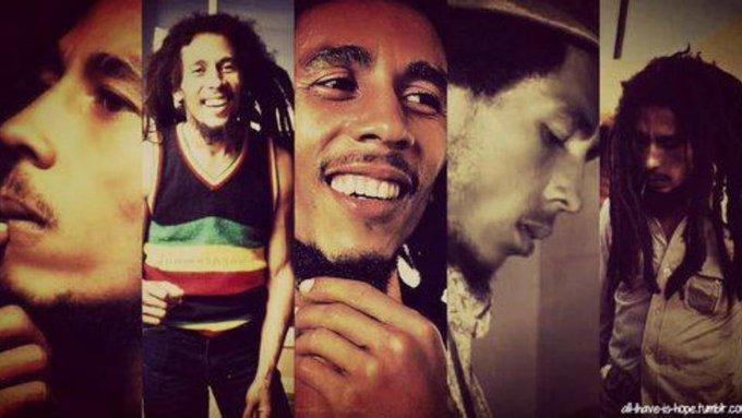 ¡Happy Birthday Bob Marley! ¡Marihuana para todos!