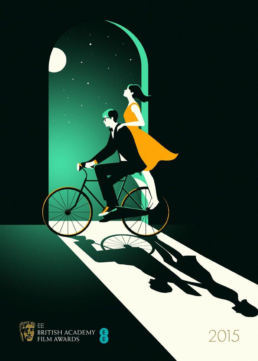 """Artist Malika Favre's lovely illustrations for the BAFTA """"Best Film"""" nominees: http://t.co/0yuzCFkkMO http://t.co/UfRLk7QZDE"""