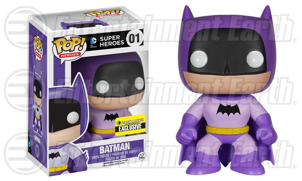 Batman 75th Anniversary Purple #PopVinyl Figure is @EntEarth Exclusive from @OriginalFunko! http://t.co/X2X8iKJt6y http://t.co/8WF9uUDLZC