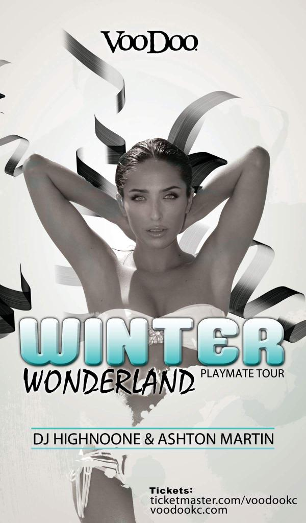 ☆ Myself & @DJHIGHNOONE ☆ Winter Wonderland ☆ @VooDooKC @HarrahsNKC  ☆ http://t.co/3GfDyn6mL0
