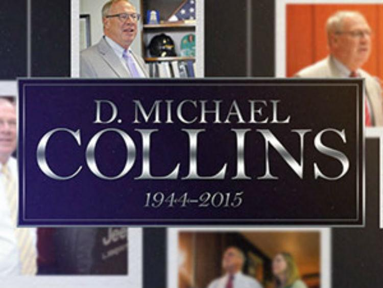 BREAKING: The City of Toledo has announced Mayor D. Michael Collins has passed away. http://t.co/q1u96AHn8f