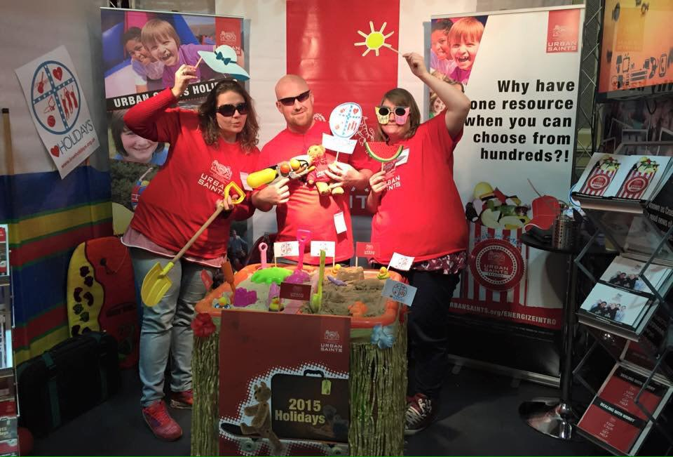 In Eastbourne at #hih15? Drop by the @urbansaints stand to find out more about 2015 holidays and of course Energize! http://t.co/lrzgptDbmF