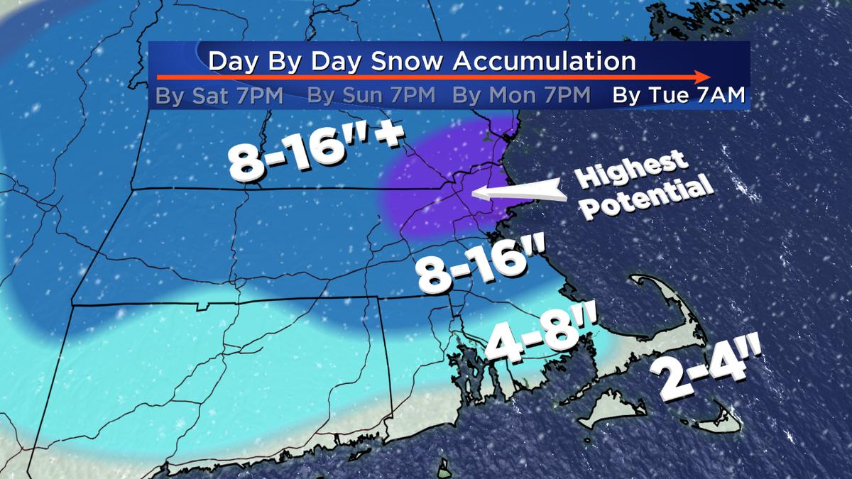 2015 New England Snow Storm