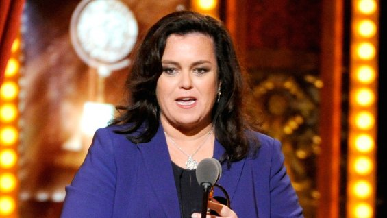Rosie O'Donnell Exiting 'The View'