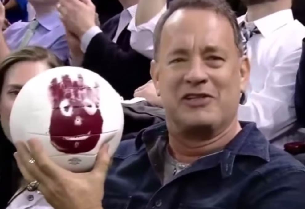 Exitoina (@exitoina): Tom Hanks se reencontró con Wilson http://t.co/rSEHJQpjS1 http://t.co/eqpf5BUP0U