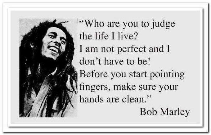 Happy 70th birthday Bob Marley!  relevant