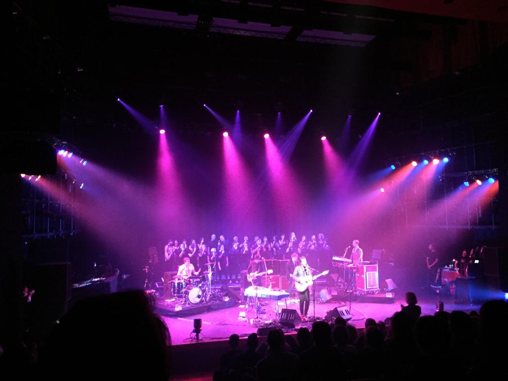 Phenomenal @GazCoombes show @southbankcentre last night. His new music is out of this world! #loveit #phenomenal http://t.co/1RPFx4gBWx