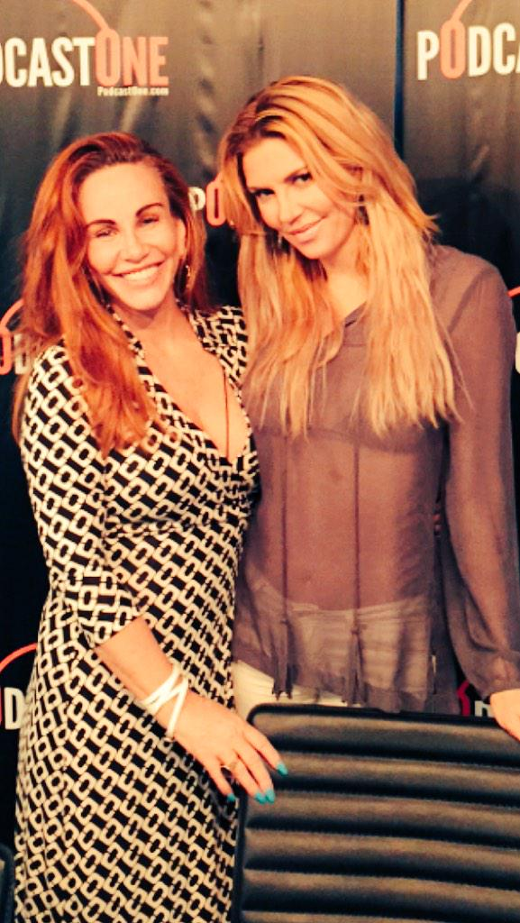 2great moms, should I say more? Well we did on her show! SO much2talk about! What a absolute sweet