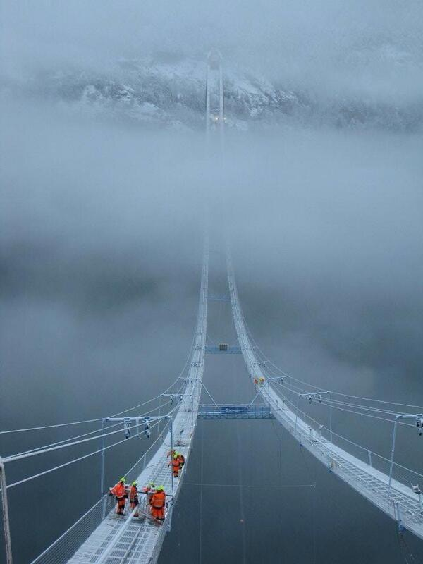 Norway Sky Bridge: http://t.co/af1ysOcSRU