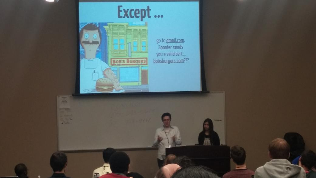 @_ashfall_ and @radix talking about TLS at @PyTennessee http://t.co/MqRbpFWMsD