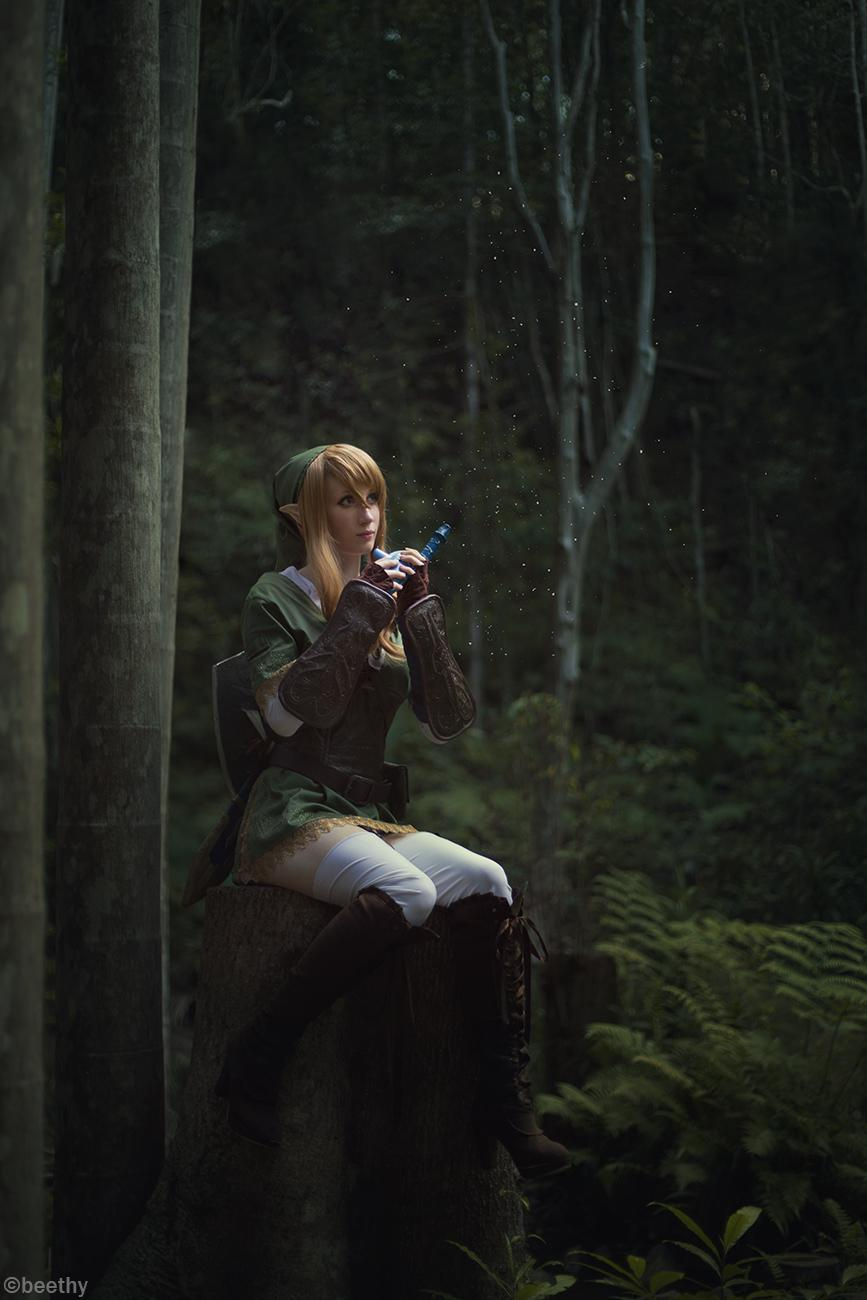 The Legend of Zelda par beethy #cosplay #nintendo #zelda http://t.co/VvGFO4ayYR