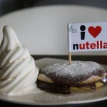 @Xdesign72 rasakan lezatnya pancakenuttela ice cream di @InsyafFoodFest Jl.Sekumpul MTP samping irigasi http://t.co/u2Pu1qYPzO
