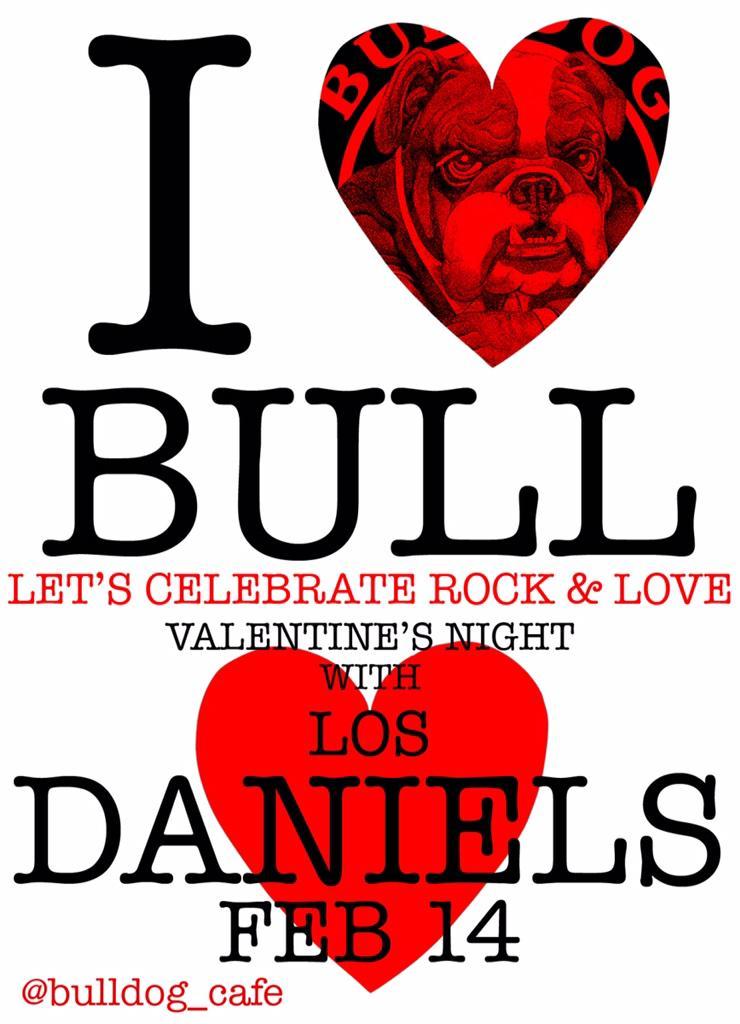 Amaos los unos a los otros y celebrémoslo con @losdaniels http://t.co/11p8vZf1kX
