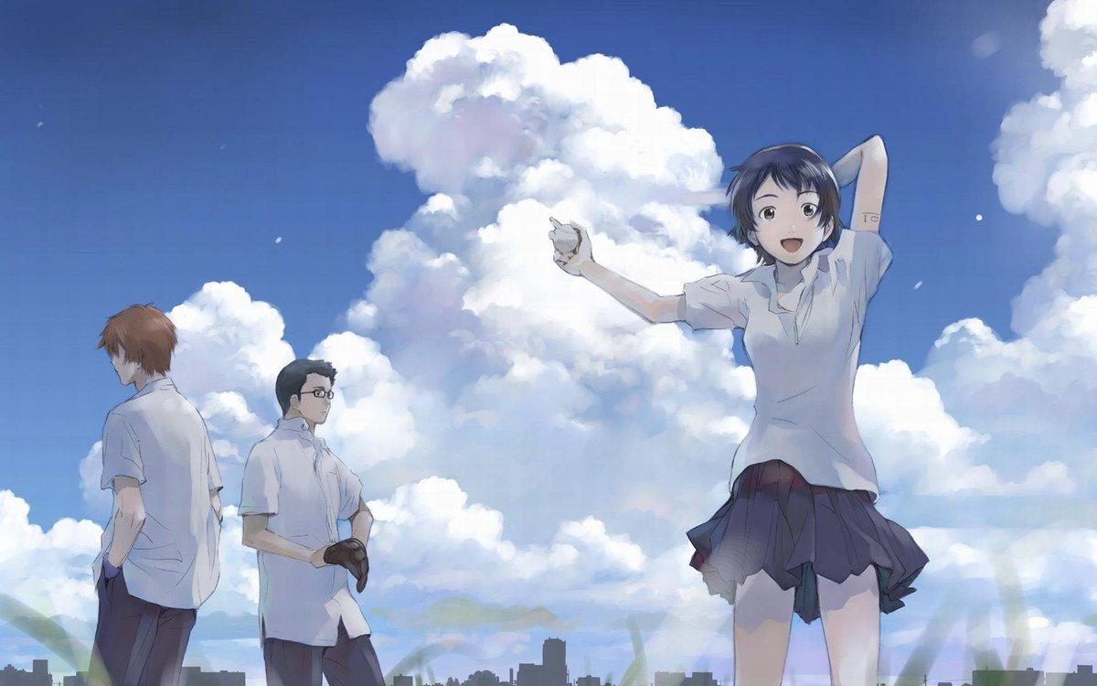 「時をかける少女」細田守監督。爽やかで、切ない恋愛ストーリー。この作品について何か作風や内容などをあれこれ言うつもりはあ