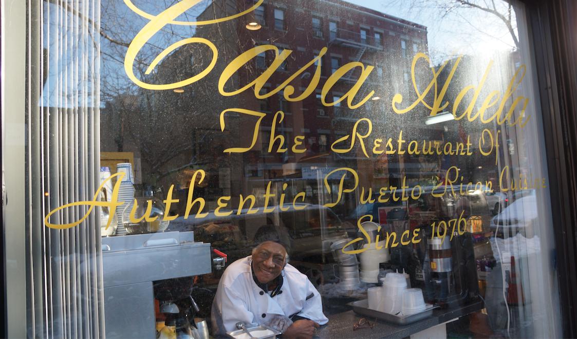 """RT:@gerardoromo: Gracias Señora Adela por su incríble comida!!! #Casaadela #PuertoRicanfood #NYC #Loisaida http://t.co/BsHkjsDMqm"""""""