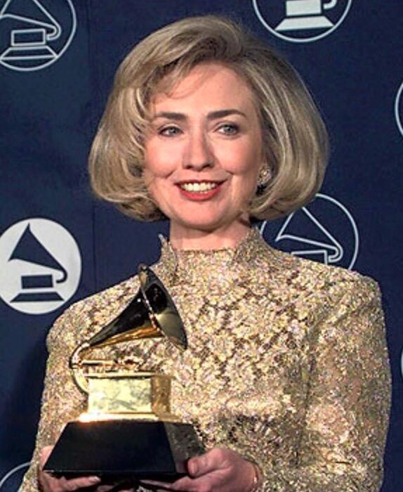 Hillary Clinton has more Grammys than Iggy Azalea and that is why the caged bird sings. http://t.co/OqM2BX6mjj