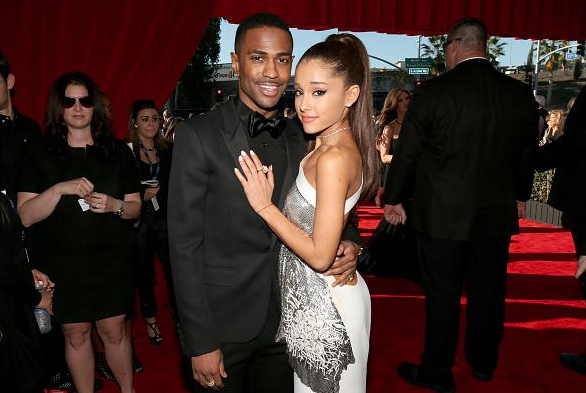 Ariana and Big Sean = #RelationshipGoals http://t.co/mudFt6ddYP