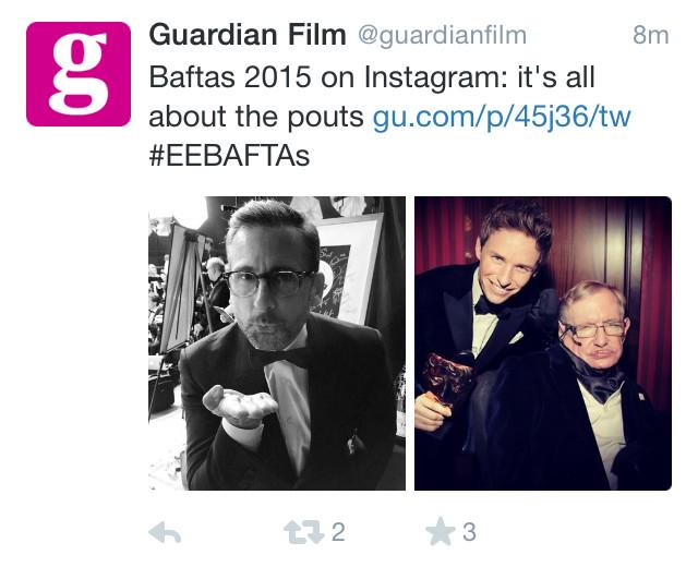 Surely they weren't suggesting that Stephen Hawking was 'pouting'. http://t.co/BVtXuaO9kP