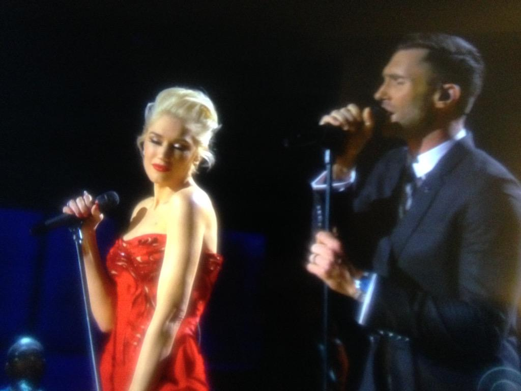 When @NBCTheVoice meets the #GRAMMYs, we're all happy. http://t.co/BVKacKhW3O