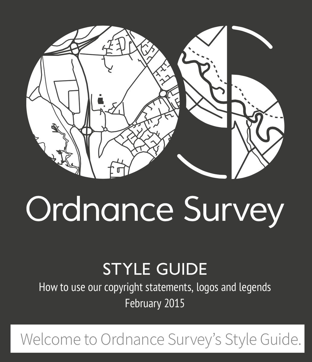 Can you name the FIVE unrelated sans-serifs in @OrdnanceSurvey's new branding? http://t.co/v6vfMaOV68
