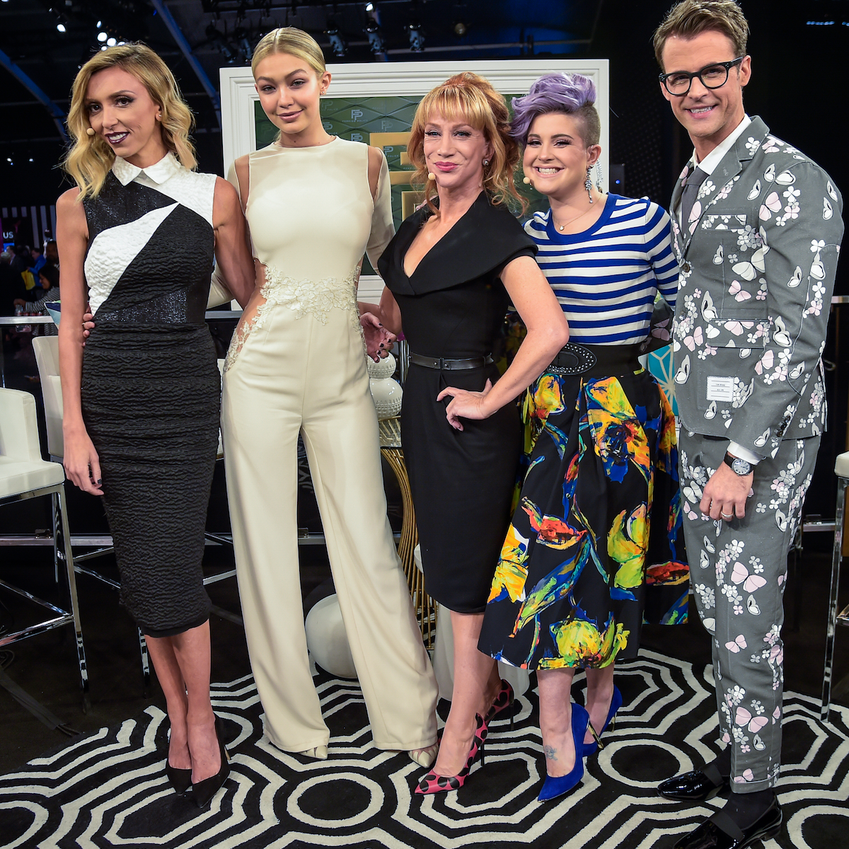 .@GiGiHadid is on FashionPolice tonight and she dishes on @CodySimpson! Get the scoop here: