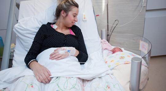Cuna colecho en una clínica en Países Bajos. http://t.co/urfsTGyD4u http://t.co/ZxZoNtFuIr