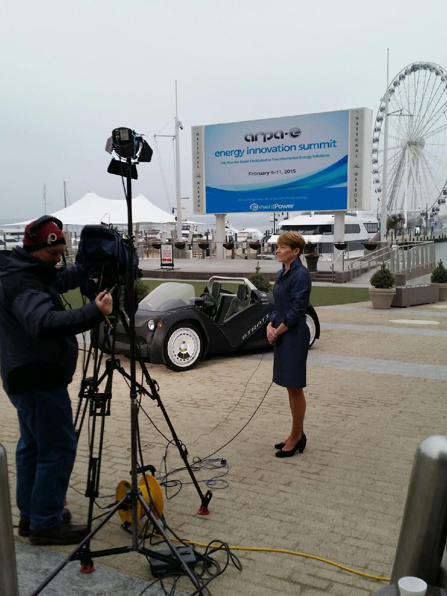 Deputy Director Cheryl Martin on @SquawkCNBC with @localmotors 3D-printed car @NationalHarbor. #arpae15 http://t.co/pjJYXGbmLy