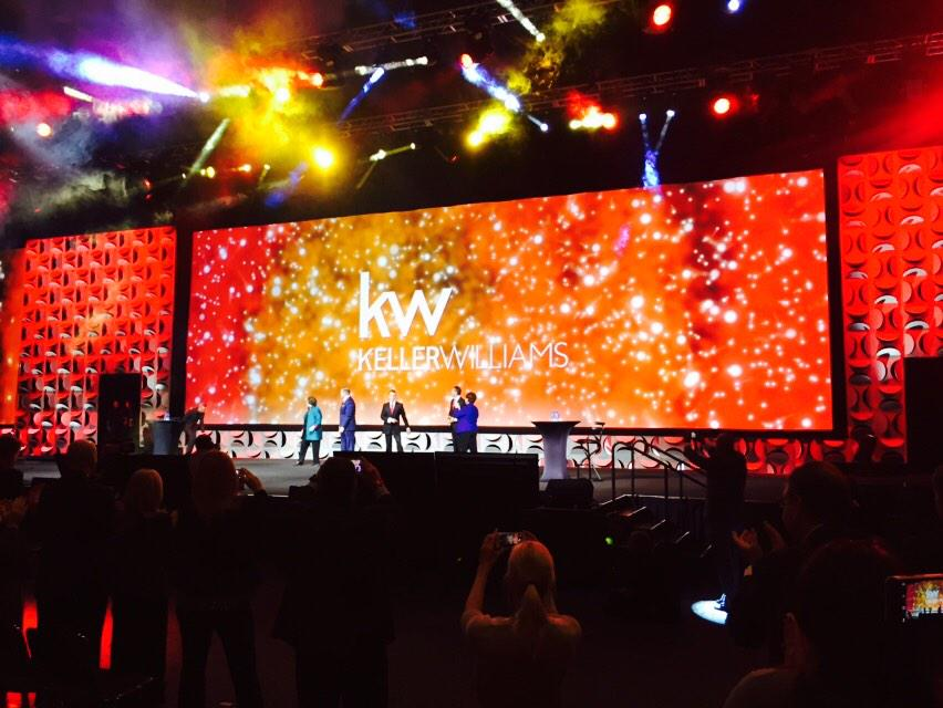 It's a celebration! Welcoming our new leadership! #kwfr @kwri (well ok.. They are not new to us