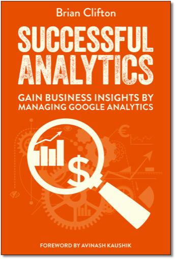 New book: Successful Analytics https://t.co/RDO3C0lnlv #GoogleAnalytics http://t.co/1beHAecWaG