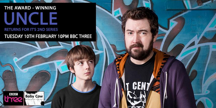ONLY 1 DAY TO GO! #UNCLE series 2 http://t.co/nClO0KFGzX