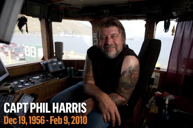 It's been 5 years since we lost a true legend. RIP Capt Phil Harris. http://t.co/eJQV4Vf138