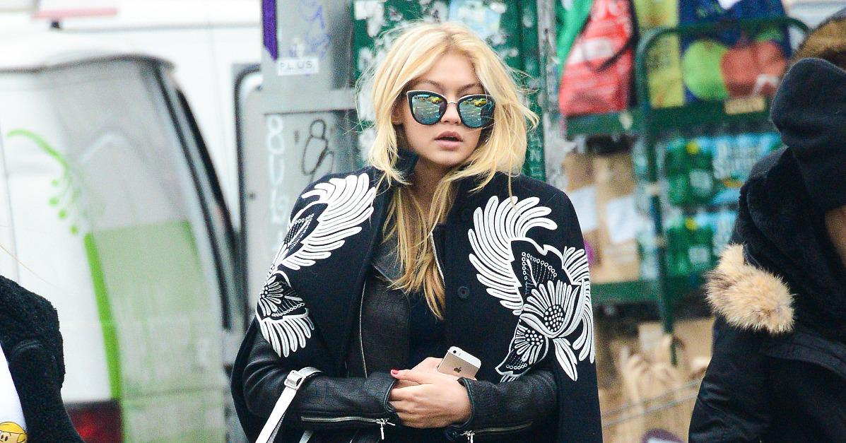 Proof that @GigiHadid is a style superhero: http://t.co/tbqzuMtamw http://t.co/rEl38uJ1XR